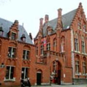 Bruges Sashuis 5 Poster