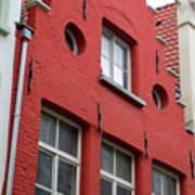 Bruges Window 7 Poster