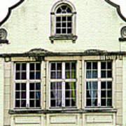 Bruges Window 8 Poster