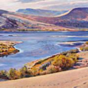Bruneau Sand Dunes Poster by Steve Spencer