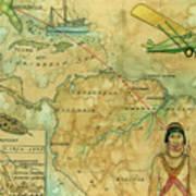 Brunswick To Rio Poster