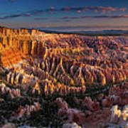 Bryce Canyon Early Morning Poster
