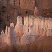 Bryce Canyon Hoodoos Poster