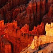 Bryce Canyon Sunrise Poster