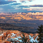 Bryce Canyon Sunset - 2 Poster