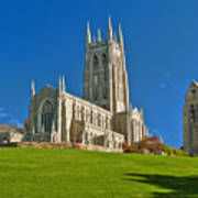 Bryn Athyn Cathedral Pennsylvania Poster