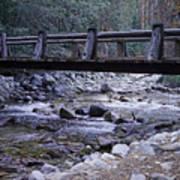 Bubbs Creek Bridge Poster
