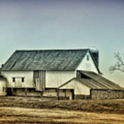 Bucks County Farm Poster