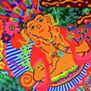 Buddah Love Poster
