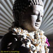 Buddha Mind Poster