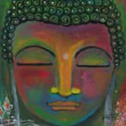 Buddha Painting Poster
