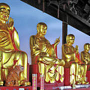 Buddhas Delight - Representations Of Buddhism Poster