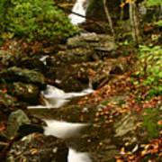 Buff Creek Falls Poster