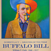 Buffalo Bill Poster Poster
