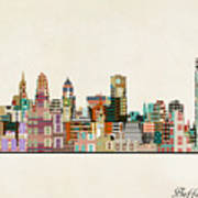 Buffalo City New York Poster