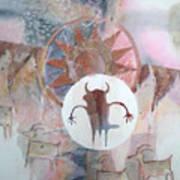 Buffalo Dancer Poster