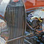 Bugatti Poster