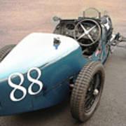 Bugatti Type 35 # 88 Poster
