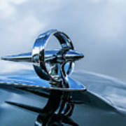 Buick Hood Ornament Poster