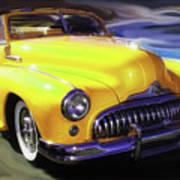 Buick Time Warp Poster