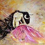 Bullfight 74 Poster