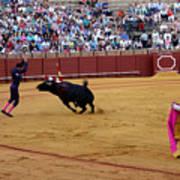 Bullfighting 35 Poster