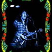 Bullfrog Blues In Kent Poster