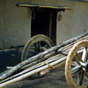 Bullock Cart Poster