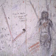 Bunker Graffiti Poster