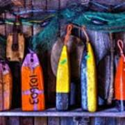 Buoys For Sale  Poster