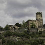 Burg Gutenfels 03 Poster
