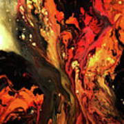 Burning Desire Poster
