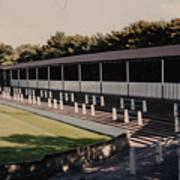 Bury - Gigg Lane - South Stand 1 - 1969 Poster