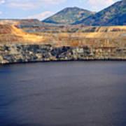 Butte Montana - Lake Berkeley Poster