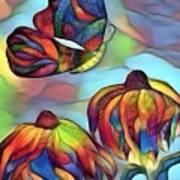 Butterflies For Children 1 Poster
