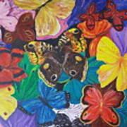 Butterflies 2 Poster