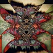 Butterfly Effect 2 / Vintage Tones  Poster