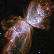 Butterfly Nebula Poster