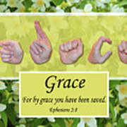 By Grace Poster