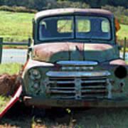 Bygone Dodge Poster