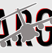 C-17 Cargo Poster
