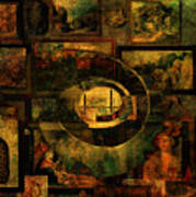 Cabinet Of Curiosities Poster