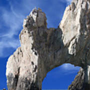 Cabo San Lucas Archway Poster