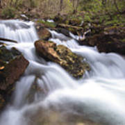 Cabot Head Waterfall Poster