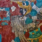 Cacaxtla Warrior II Poster