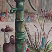 Cactus Joes' Pump Poster