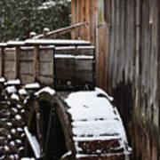 Cades Cove Mill I Poster