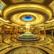 Caesar's Grand Lobby Poster