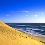 Cahoon Beach Poster