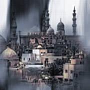 Cairo Egypt Art Poster